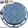 맨홀 뚜껑 제조자에서 연성이 있는 철 맨홀 뚜껑 또는 하수구 덮개
