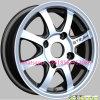bordas da roda da liga de alumínio das bordas das rodas de 13*5.5j 14*6j 15*6.5j auto