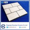Revestimento de borracha de cerâmica para protecção contra o desgaste