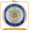 Abnehmer-Entwurfs-Herausforderungs-Münze mit weichem Decklack