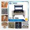 Corte del laser y máquina de grabado para el trofeo de acrílico de madera de las placas