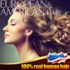 Estensione peruviana Lbh 183 dei capelli umani del nuovo Quaity Virgin di 2016