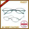 Glas-runder Rahmen-großartige Gläser der Anzeigen-RM237