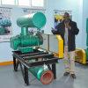 Ventilador de duas raizes da alta pressão do estágio usado para a produção