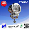 diodo emissor de luz Custom Auxiliary Work Lighting de 10W 12V/24V para Motorcycle Offroad Car ATV SUV