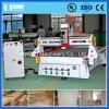 Portello di legno personalizzato di fabbricazione certa che intaglia lavorare di CNC di Ww1325b ENV