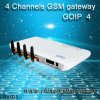 Поддержанный входной GSM VoIP изменения 4 IMEI