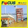 usine de traitement en lots de l'asphalte 40t/H stationnaire, matériel de traitement en lots de bitume pour la construction de routes