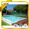 4-19mm Clear Tempered Glass Fence Panels