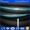 Manguito de goma del agua del aire de la cubierta de alta presión flexible del paño
