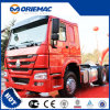 Sinotruk HOWO Truck met Man Engine 4X2 400HP Tractor Truck Head