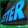 Grote 3D reclame Verlichte Gebruikte Brief voor Openlucht