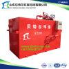 Usine de traitement des eaux de perte d'eaux d'égout domestiques, matériel industriel de traitement des eaux résiduaires
