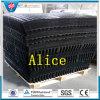 Esteira de borracha resistente aos ácidos das Anti-Bactérias da drenagem com CE ISO9001