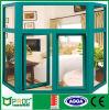 고품질 열 틈 알루미늄 여닫이 창 Windows
