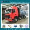 HOWO A7 8X4の12荷車引きのダンプトラック