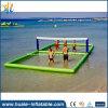 Qualitäts-aufblasbares Wasser-Volleyball-Gericht für Wasser-Sport-Spiele