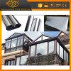 Calor que rejeita a película de vidro decorativa de indicador do edifício