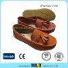 中国の卸し売り革上部の方法歩きやすい女性の靴