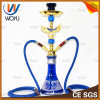 Glasfertigkeit-Pfeife Shisha Huka Waterpipe