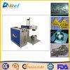 Самые лучшие сталь маркировки лазера волокна цены 20W/пластмасса/кольцо/машина компонентов