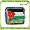 요르단 (RC-JO)의 주문을 받아서 만들어진 선물 영원한 냉장고 자석 기념품 깃발