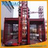 380V / 50Hz construcción de ascensores para levantar la carga 1t-4t