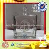 Da venda por atacado quadrada do frasco do Tequila da parte alta o licor de vidro engarrafa 750ml