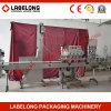 Tipo linear automático completo máquina de embotellado del petróleo