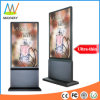 55inch elektronischer LCD Bildschirmanzeige-Fußboden-Stellung (MW-551APN) bekanntmachend