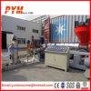 Máquina de pelletizador de plástico de dois estágios