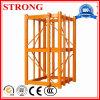 Стандартный раздел рангоута крана башни сделанный в Китае