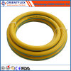 Manguito de aire amarillo flexible del PVC del precio bajo del color