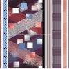 картинная рамка Pigment&Disperse искусствоа 100%Polyester напечатала ткань для комплекта постельных принадлежностей
