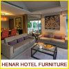 Nach Maß Ritz-Carlton städtisches graues Fünf-Sternehotel-Schlafzimmer-Möbel-Set