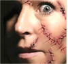 Tattoo искусствоа стикера Tattoo террориста Halloween водоустойчивый временно