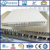 El panel de aluminio incombustible del panal para el material de construcción