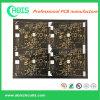 Gouden Stijve PCB van de onderdompeling met Zwarte Inkt
