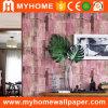 집 훈장을%s 벽 코팅 PVC 비닐 3D 벽지