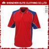 Críquete vermelho e azul Jersey da qualidade feita sob encomenda de Madehigh (ELTCJI-7)