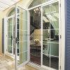 高品質のFeelingtopの卸し売り金属アルミニウムによって蝶番を付けられる部屋のドア