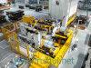 Alimentador servo de la enderezadora del Nc de la máquina de la automatización y ayuda de Uncoiler a presionar piezas del coche de brillantez de BMW