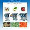 Máquina de pulir de la patata de la cebolla del chalote del puerro del ajo FC-308