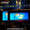 Afficheur LED polychrome d'intérieur de location de fabrication habile pour l'étape