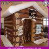 Дом замока Санта рождества украшения раздувная для случая праздника