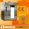 두 배 Rack Rotary Ovens (제조자 CE&ISO9001)