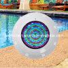 Indicatore luminoso subacqueo esterno della piscina LED di telecomando
