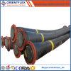 Boyau de dragage de tube d'aspiration de HDPE en caoutchouc pour le sable/transport de boue/eau