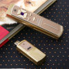 Golddrahtlose USB-Ferndarstellungs-Laser-Zeiger-Feder (LP-019)