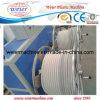 Plástico PVC PA ondulado Mangueira Máquinas de extrusão
